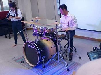 "The making of ""Drum Playing for Beginner by Rungkiat Siriwongsuwan"""